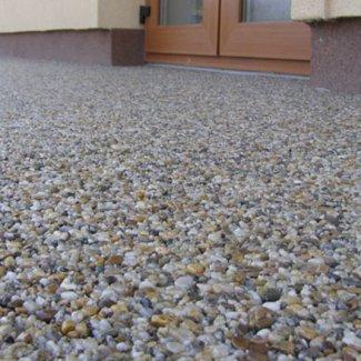 Kamenný koberec venkovní
