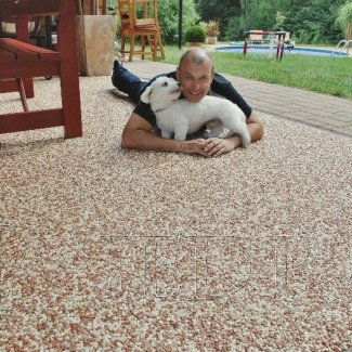 Kamenný koberec piedra