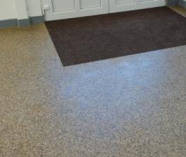 Protiskluzový koberec