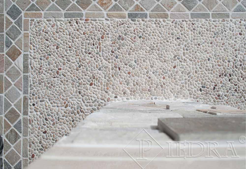 Mozaiky - přírodní kámen