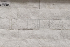Kamenný obklad, mramor White Thasos