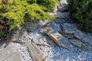 Kamenná KŮRA, dekorativní kameny do zahrady