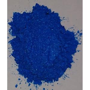 Pigment M - modrý do dekorativní pryskyřice Z21