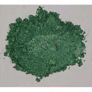 Pigment M - zelený do dekorativní pryskyřice Z21