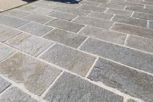 Kamenná dlažba Kavala Slate, tl. 1 - 3 cm
