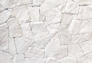 Kamenný obklad Rock Thasos, různé velikosti