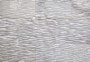 Mramorová mozaika Volakas 3D