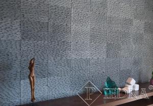 Mramorová mozaika black 3D