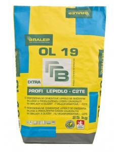 Cementové lepidlo OL19 C2TE - 25 kg