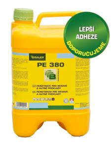 Penetrace PE 380 5 kg, na savé i nesavé podklady (2)