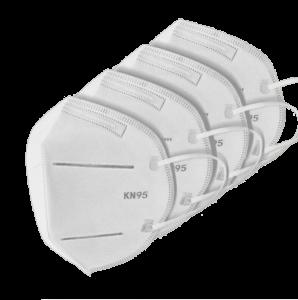 Respirátor (rouška) KN95 / FFP2