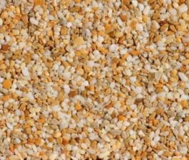 Kamenný koberec PIEDRA - Mramor Žlutý + Bílý