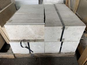 Mramorová dlažba - obklad Jantar, 40x20x2 lesk