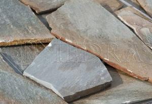 Kamenná dlažba / obklad 20-50 cm Multi, šlapáky do betonu
