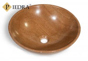Kamenné umyvadlo Onyx brown