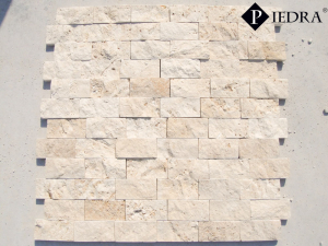 Kamenný obklad Travertin 5x10x2