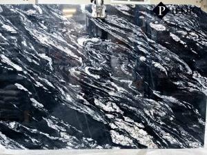 Cosmic black, přírodní žula dlažba - obklad