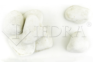OBLÁZKY White Stone 40-60 mm