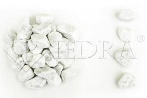 OBLÁZKY MRAMOROVÉ Bianco Carrara, okrasné kameny