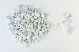 OBLÁZKY MRAMOROVÉ Carrara weiss 7-15 mm, okrasné kameny